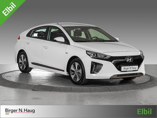 Hyundai Ioniq Comfort - Som ny!- DAB+- Navi- Apple Carplay-  2019, 21 km, kr 269 900,-