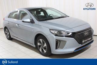 Hyundai Ioniq Teknikk Ventilerte skinnseter, Ryggekamera,  Radio DAB+  2017, 33950 km, kr 209000,-