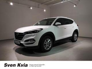 Hyundai Tucson Plusspakke/4WD/DAB/ Ryggekamera/Krok/Garanti  2016, 89117 km, kr 289000,-