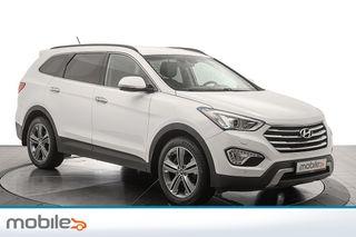 Hyundai Grand Santa Fe 2,2 CRDi 197hk 4WD Premium aut. Hengerfeste, skinn, nav  2016, 120100 km, kr 269000,-