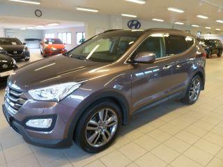 Hyundai Santa Fe 2,2Crdi 197hk aut Premium  2013, 148000 km, kr 299000,-