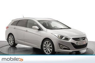 Hyundai i40 1,7 CRDi 115hk Comfort Pluss Ryggekamera, stor plass  2013, 123700 km, kr 119000,-