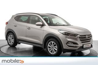Hyundai Tucson 1,7 CRDi Teknikkpakke Hengerfeste. panorama, skinn  2016, 77550 km, kr 229000,-