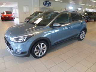 Hyundai i20 1,0Turbo Active  2016, 55000 km, kr 159000,-