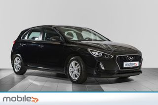 Hyundai i30 1,0 T-GDi Eco Plusspakke Navigasjonsystem, ryggekamera  2018, 27000 km, kr 199900,-