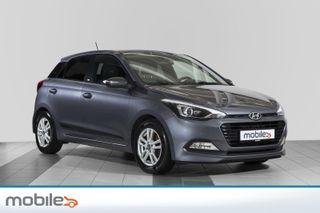 Hyundai i20 1,0 T-GDI GO!  2017, 50100 km, kr 159900,-