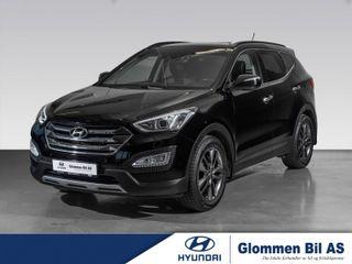 Hyundai Santa Fe 2.2 crdi Premium A/T 7-seter  2013, 90373 km, kr 299000,-