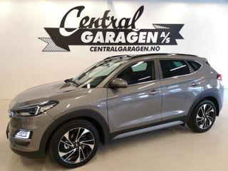 Hyundai Tucson 1.6  HYBRID/ AUTOMAT/ 4X4/ PANORAMA/ TEKNIKKPAKKE++  2020, 3000 km, kr 499900,-