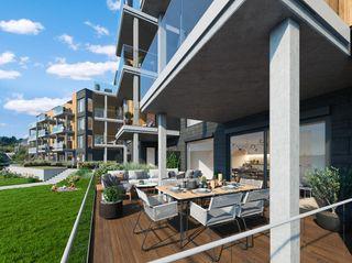 Havstadodden - 29 romslige, prosjekterte leiligheter i sjøkanten. Mulighet for båtplass. 10 Solgt