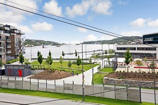Sentrumsnær enebolig med nydelig utsikt til Barbu park og byfjorden/Galtesund