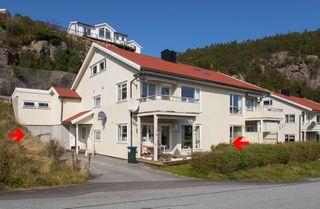 Praktisk og velholdt leilighet på Sølvberget.