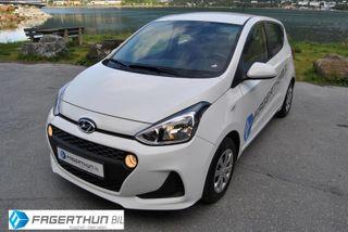 Hyundai i10 1.0  COMFORT  2017, 20000 km, kr 139000,-