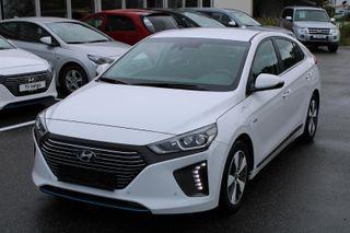 Hyundai Ioniq 1.6  IONIQ PLUG-IN M/skinn  2018, 18000 km, kr 289000,-