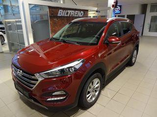 Hyundai Tucson 1,7 Crdi 116 Hk Plusspakke Navi Kamera Led Dab ++  2016, 44000 km, kr 255000,-
