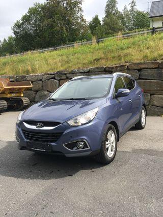 Hyundai ix35 CRDI COMFORT  2012, 147300 km, kr 114775,-