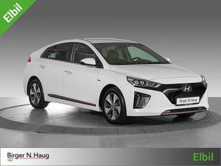 Hyundai Ioniq Teknikk RASK LEVERING - NYBILGARANTI  2019, 21 km, kr 259900,-
