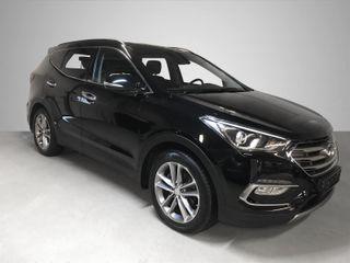Hyundai Santa Fe 2.2  CRDI*PREMIUM*200HK*AUT*7S* KROK*360Kamera*NAVI*4WD  2017, 100500 km, kr 459000,-