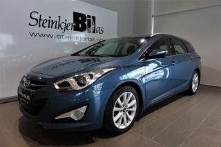 Hyundai i40 1.7  CRDI COMFORT  2012, 116000 km, kr 109000,-