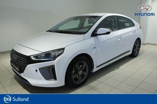 Hyundai Ioniq Teknikk  2017, 33500 km, kr 199900,-