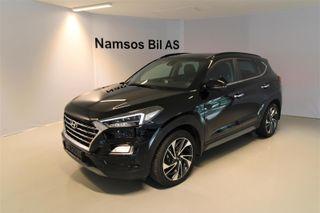 Hyundai Tucson 1.6  CRDI AUT 4x4/krok/panorama  2019, 10100 km, kr 459000,-