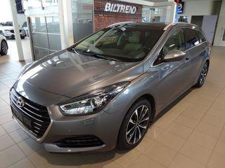 Hyundai i40 1,7 Crdi 141 Hk Dct Aut Teknikk Panorama Skinn Navi +++  2016, 78000 km, kr 209000,-