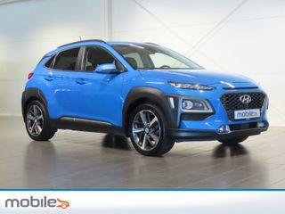 Hyundai Kona 1,0 T-GDI Plusspakke  2018, 58235 km, kr 219000,-