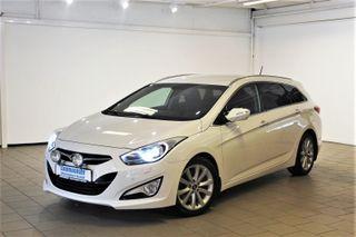 Hyundai i40 1.7  CRDI COMFORT - Nybilgaranti, Cruise, Handsfree++  2014, 87500 km, kr 165000,-