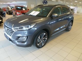 Hyundai Tucson 1,6 D 48V 4x4 Panorama  2020, 2000 km, kr 499000,-