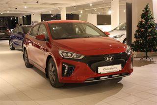 Hyundai Ioniq Teknikk med skinn Teknikk m/skinn, norsk bil, tec  2019, 6000 km, kr 289900,-