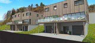 Limihagen -12 boliger beliggende i idylliske og solrike omgivelser med flott landlig utsikt! 8 SOLGT!