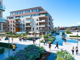 Bystranda Blå - Kristiansand på sitt beste! Visning etter avtale med megler
