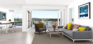 Velkommen til Lenes Ås i Langesund. 12 moderne leiligheter. Innflyttningsklare juni 2020