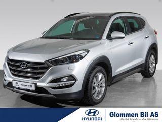 Hyundai Tucson 2.0 crdi Teknikk og Panorama pakke! 1 EIER og FULL SERV  2015, 78000 km, kr 298800,-