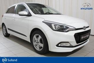 Hyundai i20 1,0 T-GDI Jubileum Navi, Kamera, Rattvarme, Dab+, Cruise  2018, 55600 km, kr 148000,-