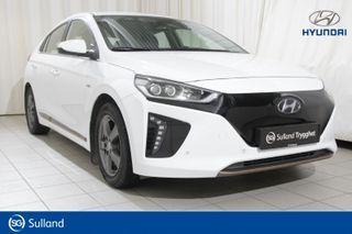 Hyundai Ioniq Teknikk , Skinn, Navi, Kamera, Varmepumpe, Norsk bil  2019, 32000 km, kr 249000,-