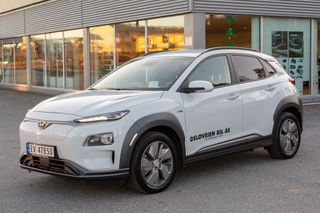 Hyundai Kona Electric 64kWh 204hk Teknikkpakke m/Skinn Norsk Garanti  2019, 7800 km, kr 365000,-
