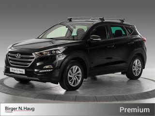 Hyundai Tucson 1,7 CRDi Standard DCT aut H.FESTE/PREMIUM/AUT/NY PRIS!!  2016, 46200 km, kr 259900,-