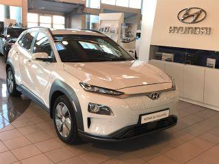 Hyundai Kona 64 Kwh Teknikkpakke Skinn Soltak Norsk bil Vinterhjul  2019, 17200 km, kr 389900,-