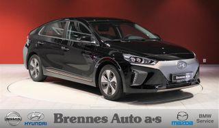 Hyundai Ioniq Teknikk/skinn Navi/Norsk Bil/varmeseter/ventiliertesete  2019, 4000 km, kr 279000,-