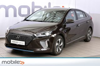 Hyundai Ioniq Teknikk skinn/kamera/GPS/DAB+/Tectyl/El.sete med minne  2017, 48273 km, kr 185000,-