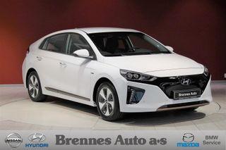 Hyundai Ioniq Teknikk/Skinn Navi/Norsk Bil/varmeseter/ventiliertesete  2019, 4019 km, kr 279000,-