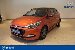 Hyundai i20 1,0 T-GDI Teknikkpakke  2018, 47000 km, kr 159900,-