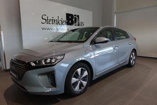 Hyundai Ioniq 1.6 PLUGIN HYBRID Teknikk Pakke  2017, 27000 km, kr 227000,-