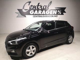 Hyundai i20 1.0  AUTOMAT/ BENSIN/ SOM NY/ TEKNIKKPAKKE/ GARANTI++  2019, 6850 km, kr 219000,-