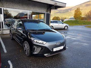 Hyundai Ioniq Teknikk m/ skinn  DEMOBIL  2019, 950 km, kr 280000,-