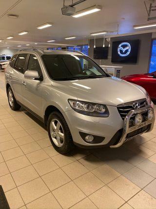 Hyundai Santa Fe 2,2 crdi 197hk 4x4 aut  2010, 180000 km, kr 149000,-