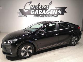 Hyundai Ioniq NORSK BIL/ TEKNIKKPAKKE/ SKINN/ SOM NY/ 2 SETT HJUL++  2019, 4275 km, kr 264900,-