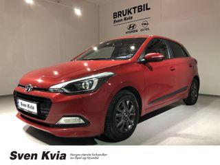 Hyundai i20 1.0 Turbo 101 HK Jubileum Navigasjon, R kamera, DAB+  2018, 53780 km, kr 149000,-