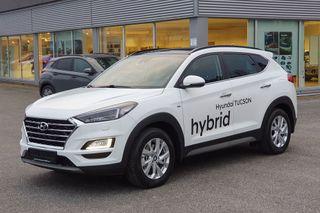 Hyundai Tucson FL 1,6 CRDi 136hk M-Hybrid 4WD Panorama Automat  2020, 4100 km, kr 485000,-