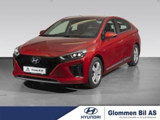 Hyundai Ioniq Teknikk/skinn,  3 ÅRS SERVICEAVTALE, (NORSK BIL)  2019, 4000 km, kr 264800,-